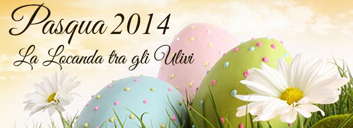 locanda tra gli ulivi Pasqua