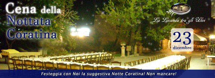 nottata coratina